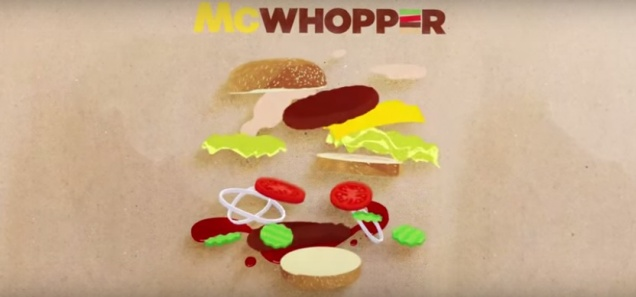 McDonald's отверг предложение Burger King создать совместный бургер