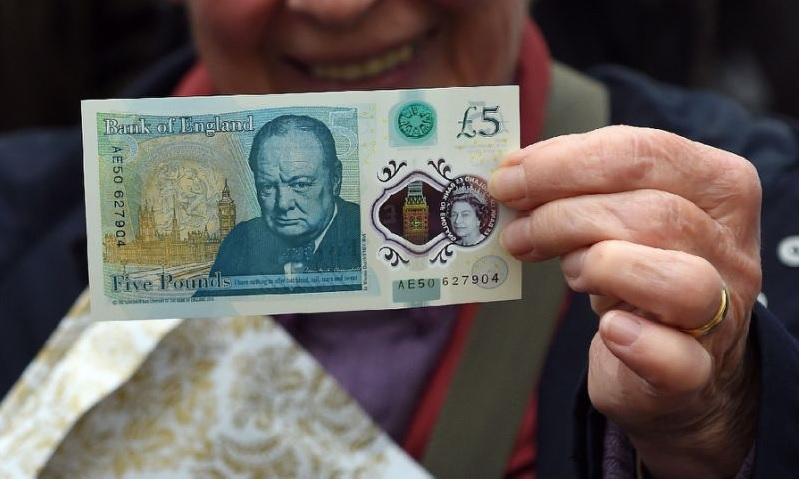 Британские веганы требуют изъять из обращения пятифунтовую купюру с жиром