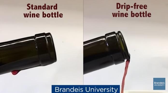 Американский ученый создал идеальную бутылку вина