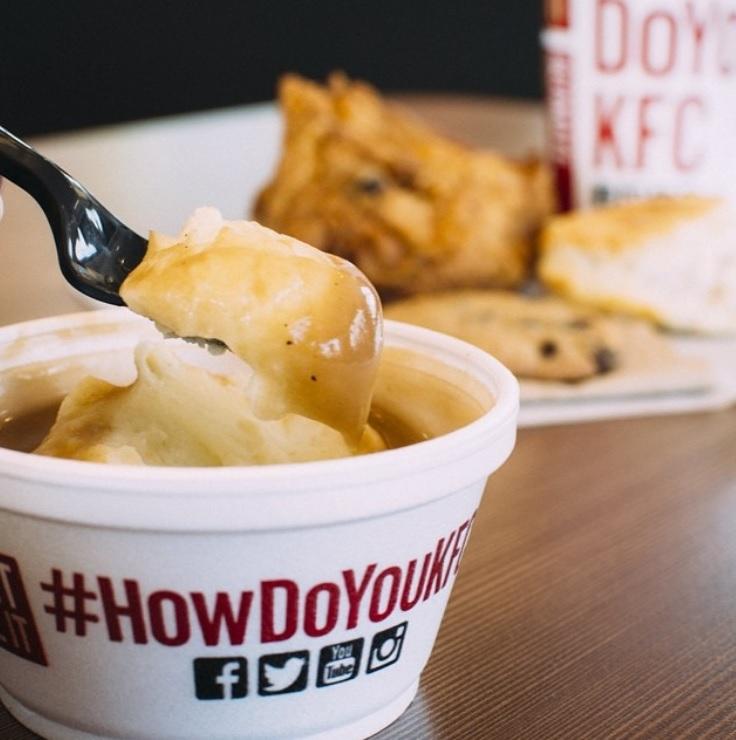 В британском KFC обнаружили дефицит мясной подливки