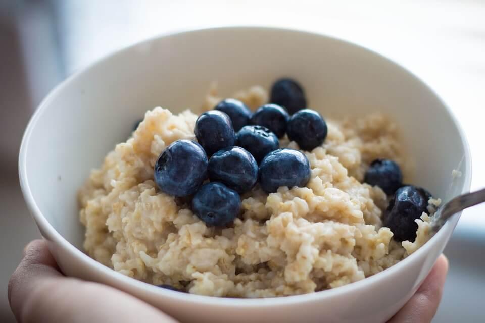 blueberries 531209 960 720 Овсяная смесь спасет отрака— Ученые