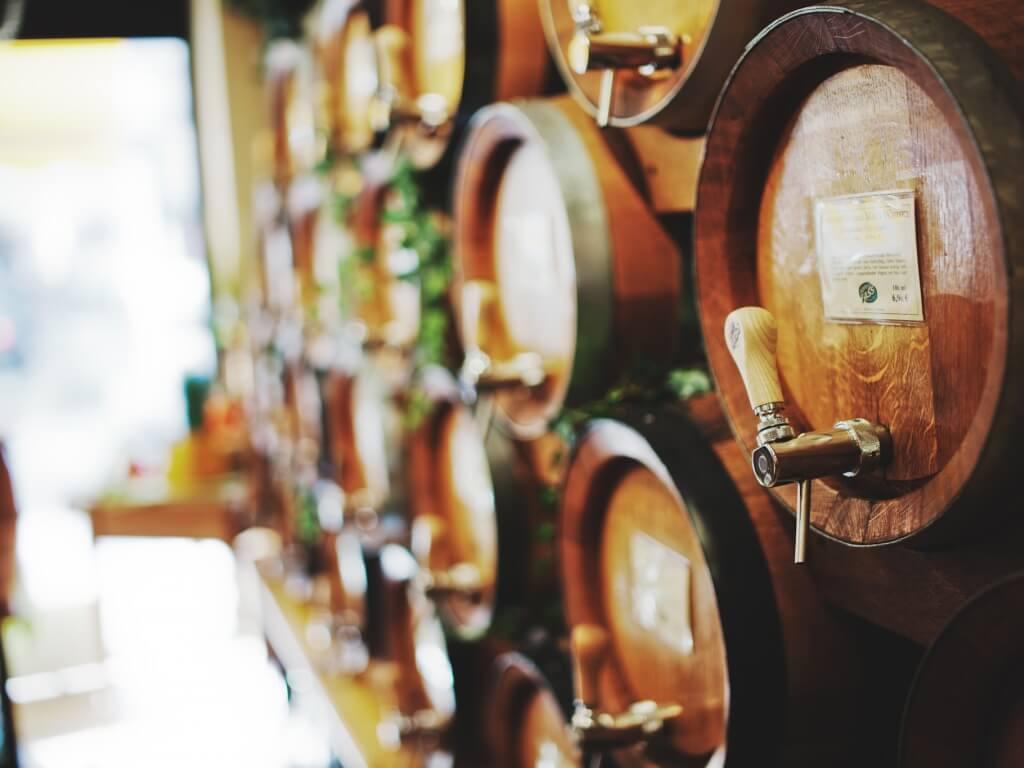 Крымская «Массандра» впервые поставила вино за рубеж