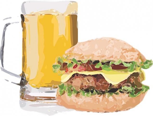 В «Бургер Кинге» будут продавать алкоголь
