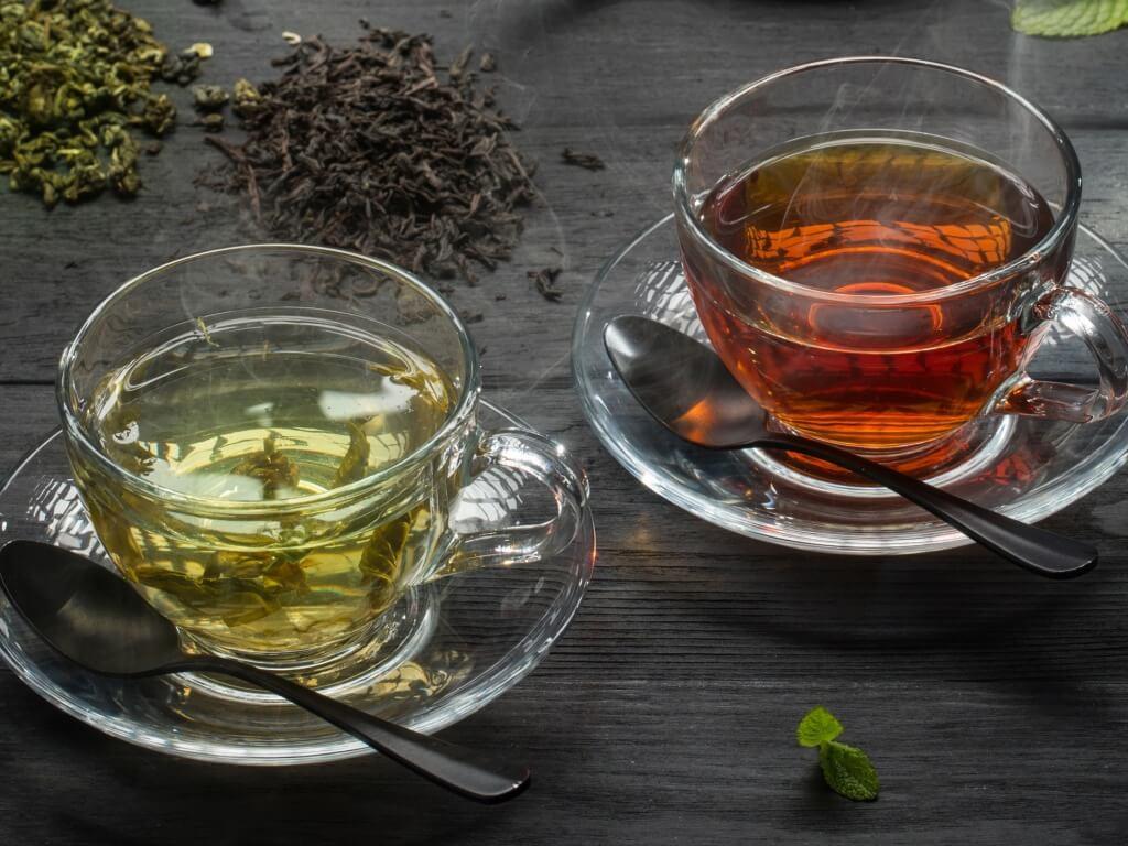 Чай повышает уровень креативности