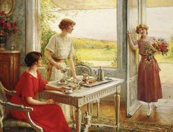 Правила этикета: Английское чаепитие