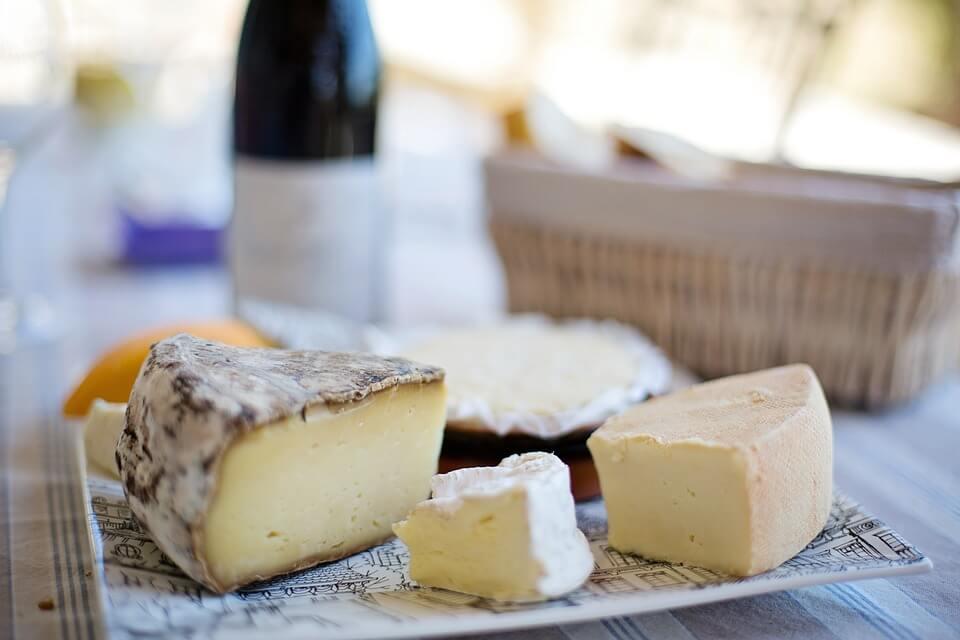 Сыр снижает риск инсульта
