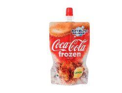Coca-Cola впервые выпустит замороженную колу
