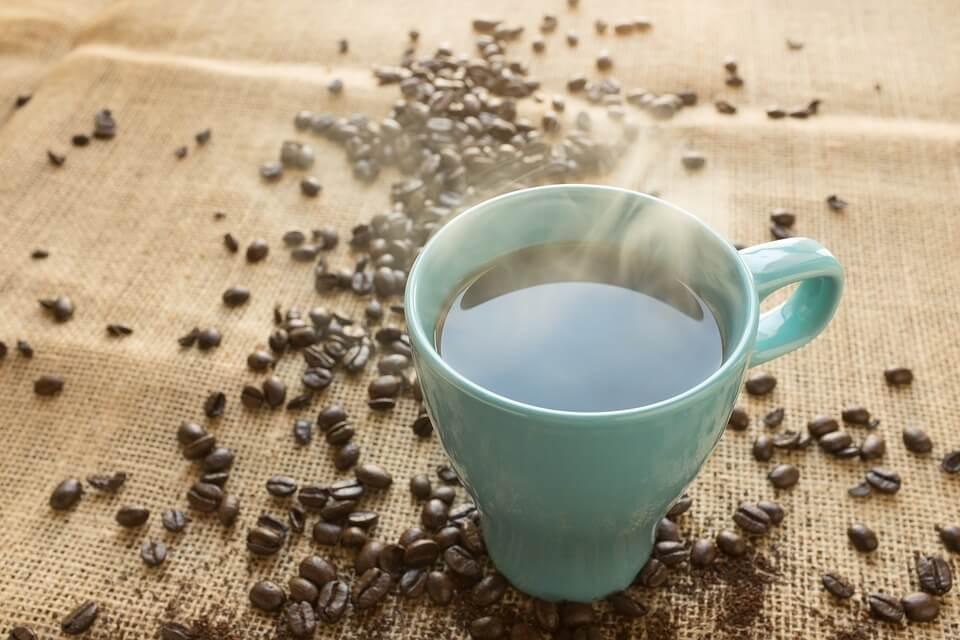 Аромат кофе увеличивает производительность