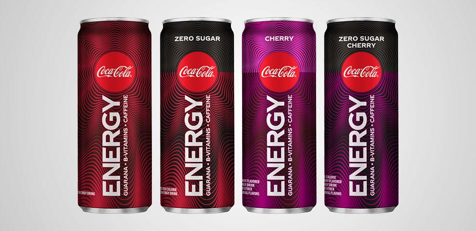 Coca-Cola впервые запустит в продажу собственные энергетики на рынке США