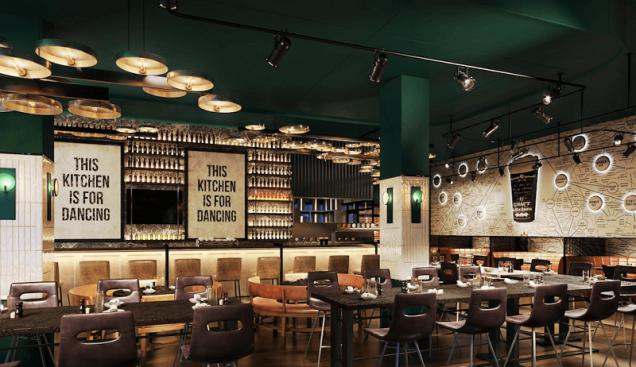 il FORNO Group открывает пивной гастропаб в «Европейском» и второй Burger&Pizzetta
