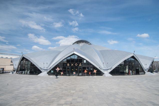 Реконструкция Даниловского рынка официально завершена