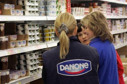 Danone требует извинений от главы Минсельхоза