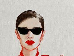 Маша Янковская создала три принта по мотивам  Lavazza Qualità Rossa