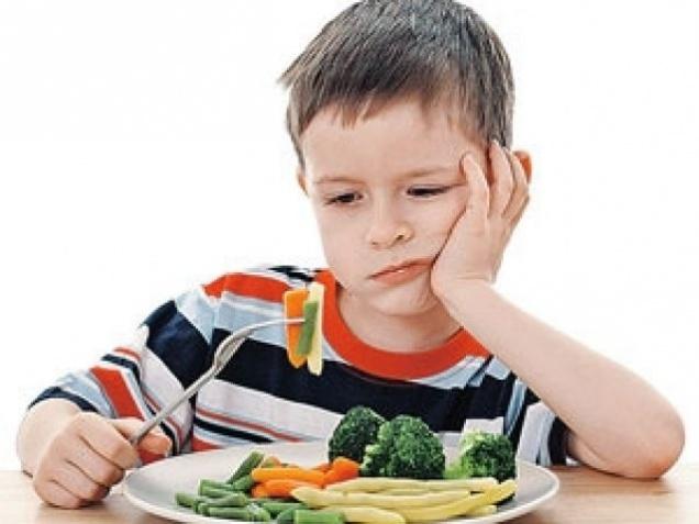 Дети слишком рано начинают переживать из-за веса