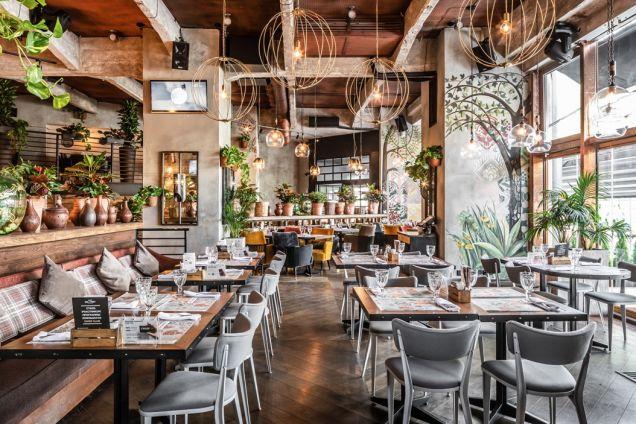 «Джонджоли» и Meatless отказываются от доставки и закрывают рестораны