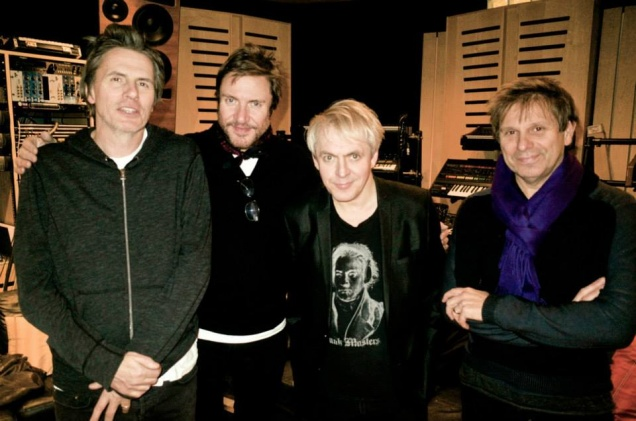 UPD: Duran Duran выступят на открытии бара в Москве