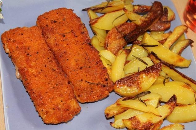Британцы думают, что рыбные палочки – это пальцы рыб