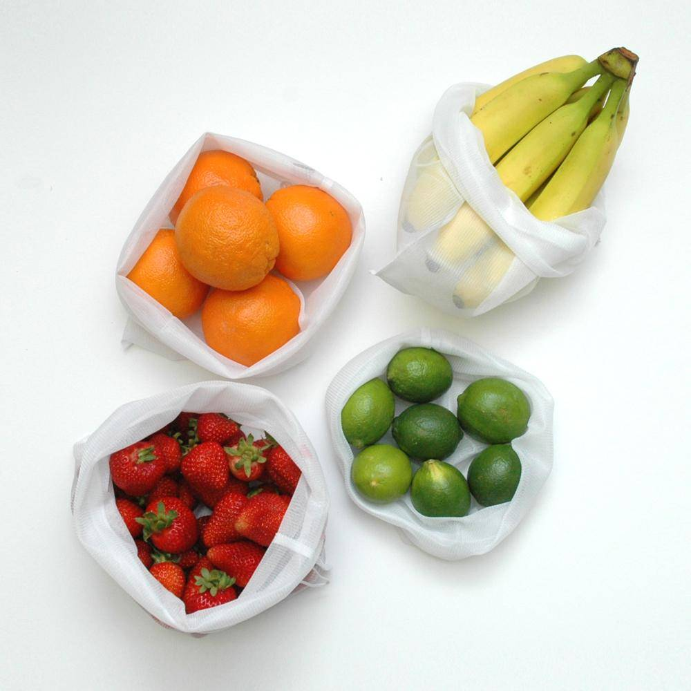 «Пятерочка» запустила в продажу многоразовые мешки для фруктов и овощей