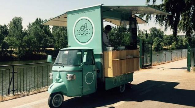 В Италии появился новый тип уличной еды