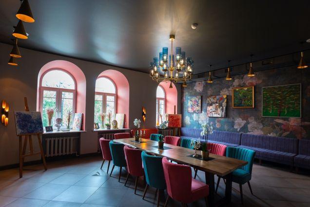 В доме, где работал Репин, открыли ресторан русской кухни