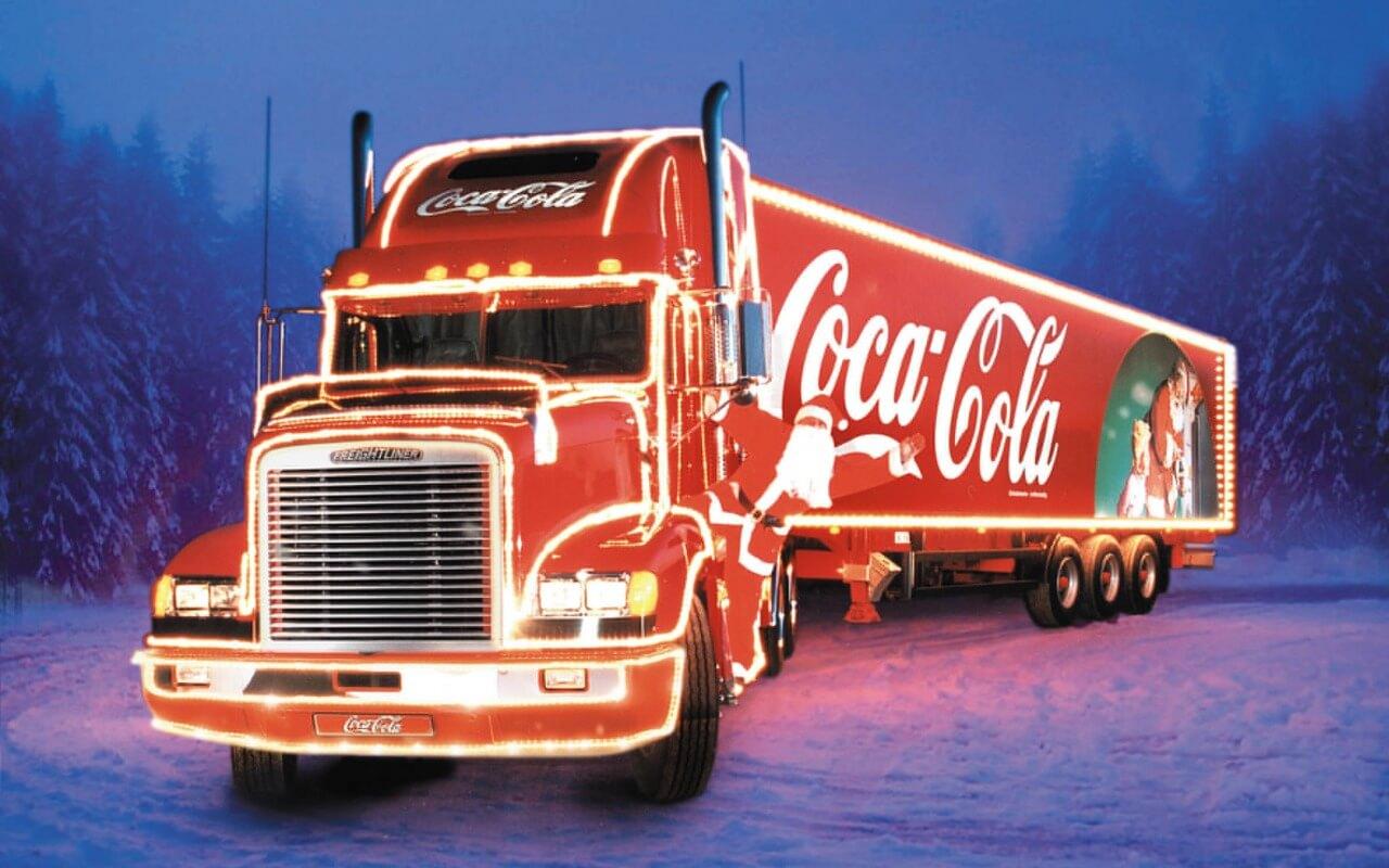 Рождественский тур с грузовиком Coca-Cola могут запретить