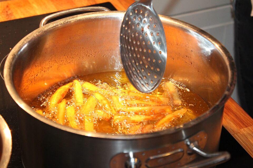 Чрезмерная любовь к жареной картошке убивает