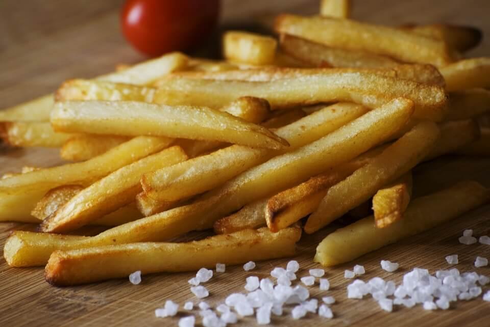 В России будут производить картофель фри