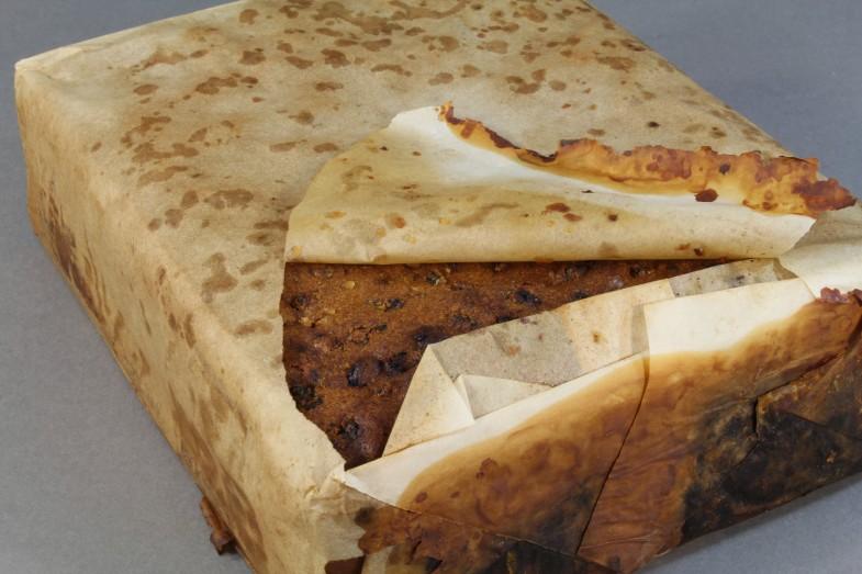 В Антарктиде нашли 100-летний фруктовый пирог
