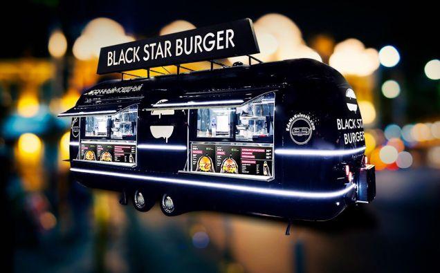Тимати открыл продажу франшизы Black Star Burger