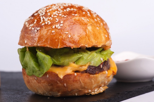 Гамбургер в стиле 16thLINE