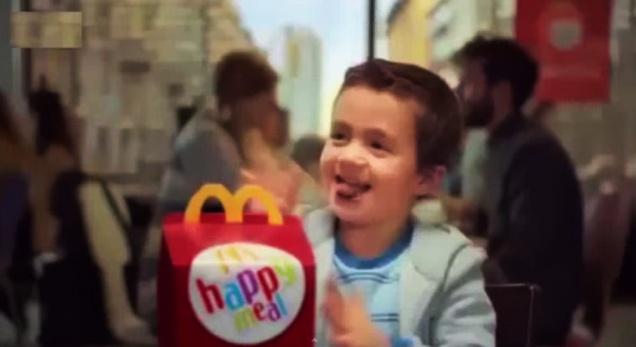 Итальянцы возмущены рекламой «Макдоналдса»