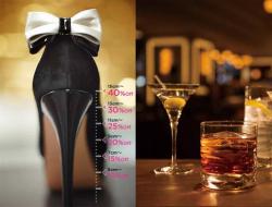Японский бар решил давать скидки всем, кто на шпильках