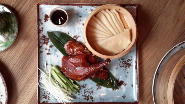 Ходя Ходя: почти китайский ресторан со вкусом