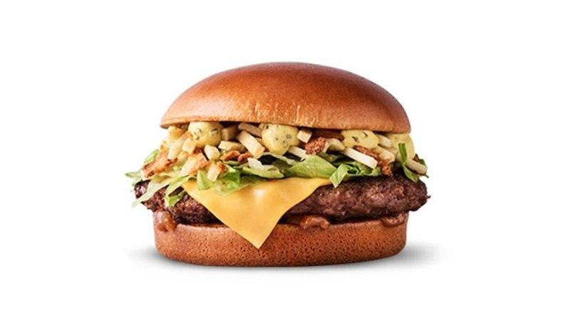 В Макдоналдсе впервые появился бургер от шеф-повара Мишлен