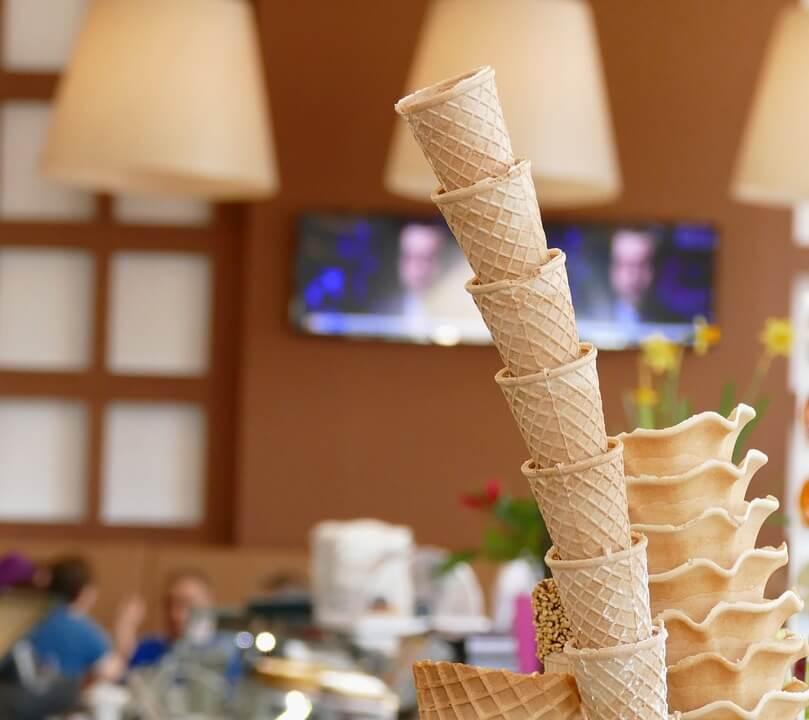 Москвичи – рекордсмены по поеданию мороженого в России