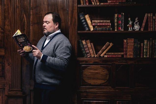 Владислав Пискунов выпустил книгу «Русская кухня. Лучшее за 500 лет»