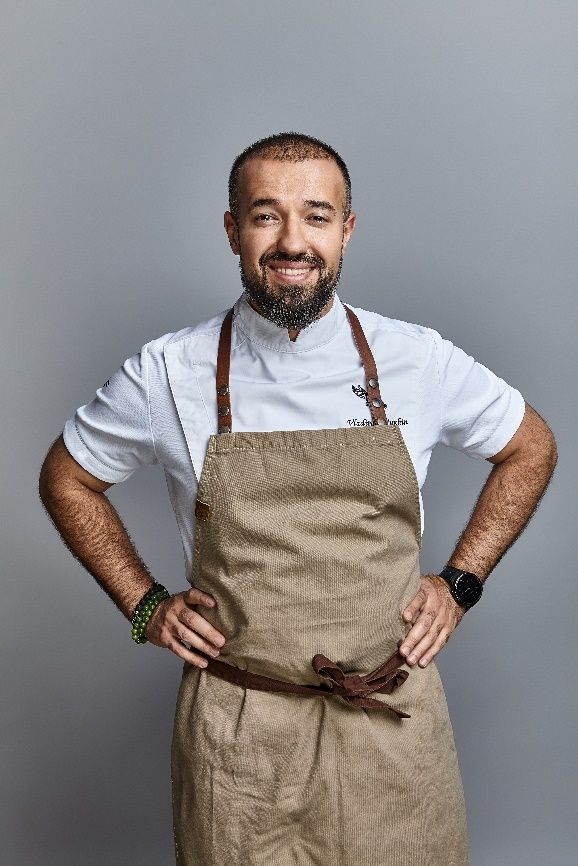 Владимир Мухин представит Россию на  World Chefs' Tour 2020 в Мадриде