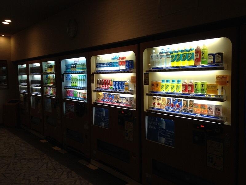 На станциях МЦК установят более 40 автоматов с едой