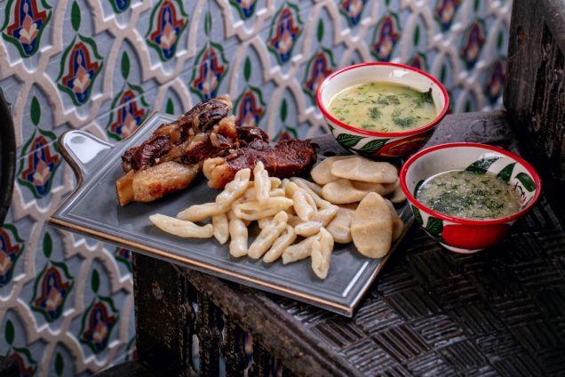На Бадаевском заводе открылся ресторан с вайнахской кухней