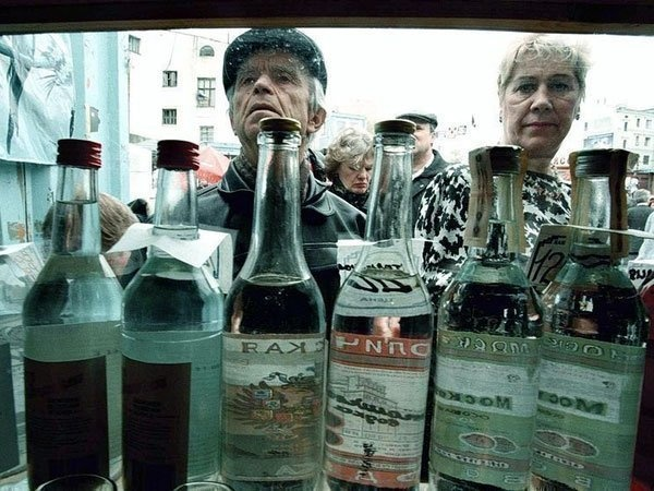 Устрашающих картинок на спиртном не будет