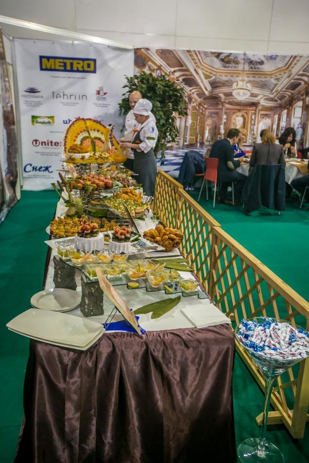 Форум «Кейтеринг» в рамках 17 Международной выставки «ПИР. Продукты питания»