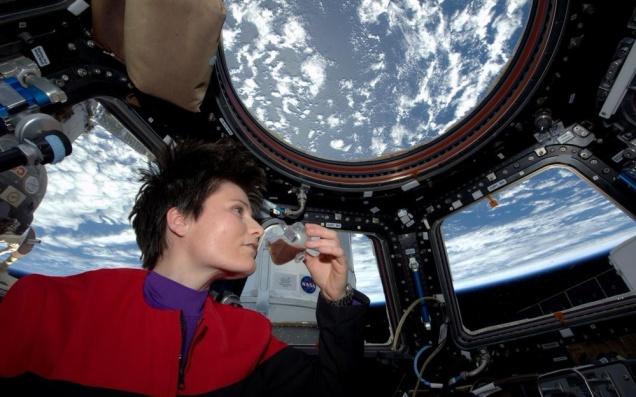 На МКС впервые сварили эспрессо