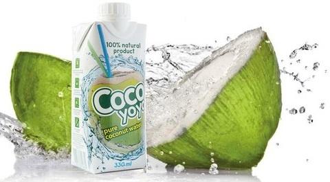 Участникам велосипедной акции бесплатно дадут кокосовую воду