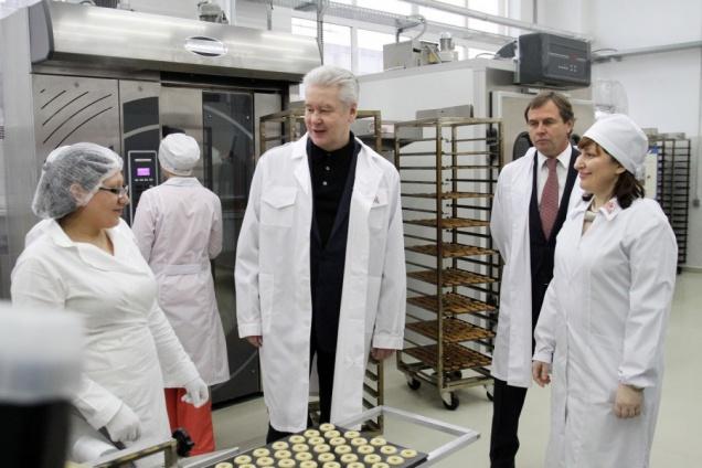 В Москве открыт первый центр разработки кондитерских изделий