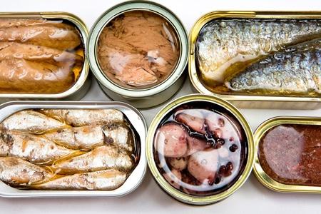 Росрыболовство предлагает внести в список эмбарго рыбные консервы