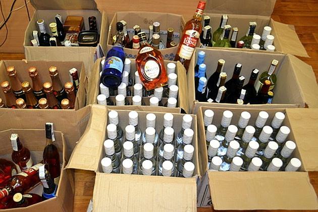 Наказание за производство нелегального алкоголя ужесточат