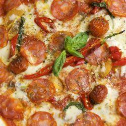 Pizza Berlusconi 40 см -  (острая)