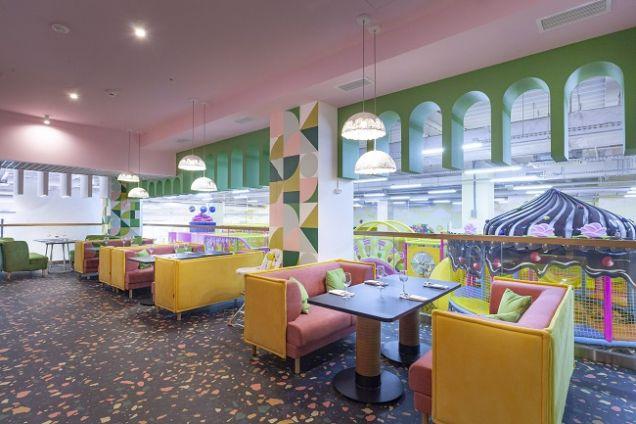 Ксения Бородина открыла второй ресторан-парк TeikaBoom