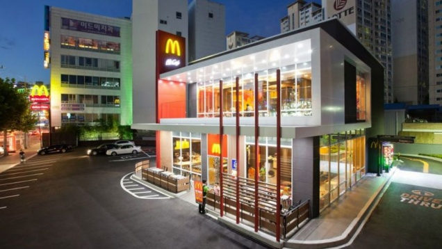 В корейском «Макдоналдсе» начнут продавать пиво