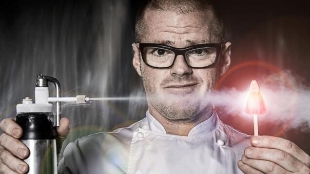 Хестон Блюменталь проведет кулинарный эксперимент на МКС